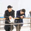 '스위치' 오하라 검사의 마지막 인사! 클릭 '하라'♥ 「スイッチ」オハラ検査の最後の挨拶!