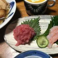 8日夜は 廣川さんのお皿で
