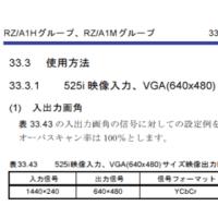NTSCがわからない。