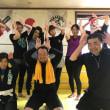 10/18下川原靖也コーチの水曜朝フィットネスクラス練習日記