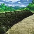 戦車道における試合開始時の車輌配置など