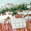 1411.サンフィリッペ城とセトゥーバルの屋根