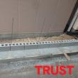 地震災害復旧 外構工事
