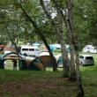 やっと今年初のキャンプツーリング