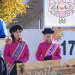 発見、探検、食ぶっけん  大村フラワー大使・早田弥紘と田渕加奈子  2017・11・5