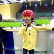 初めてのアイススケート!