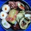 11/25、土曜日の弁当は・・・甘塩シャケジャケじゃけぇ~っ!><