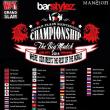 Barstylez World Flair Bartending Championship The Big Match 2014明日開催!!