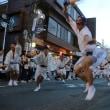 富士山 「富士山すその阿波踊りを追って... 」 今夏、最後の祭り追い...