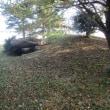 6 馬ノ山(107m:鳥取県湯梨浜町)登山(続き)  古墳の上部が山頂に