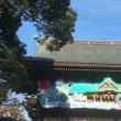 2018.1.07  松の内寒川神社さんへ