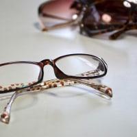 新しい香り♪ と 新しい眼鏡♪