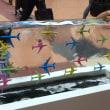 羽田空港でzipの取材見かけました