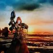 【ダークソウル2】【ファロスの石】【壁外の雪原】【温泉】
