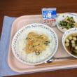 小松菜給食  11月21日