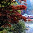 香嵐渓一の谷