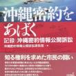 「沖縄密約をあばく」を読む