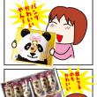 今回のおみやはパンダ!
