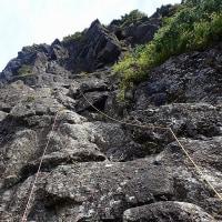 2018/9/16-17:西湖12ケ岳&三つ峠クライミング