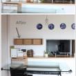 無印の壁につけられる家具(設置)