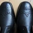 """【靴】スコッチグレイン """"匠"""" フルブローグ"""
