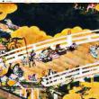 【歴史的絵画世界に浸って過ごすMac画面】