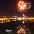 再びポルトガルへー年末花火