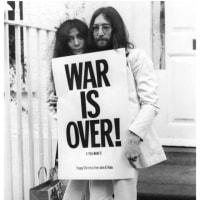 衝撃的な1枚の写真に、37年前に殺害されたジョン・レノンから社会へメッセージオノ・ヨーコが公開しているジョン