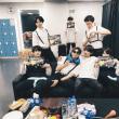 BTS 本日のツイート(2018.4.21)