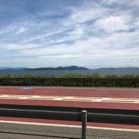 琵琶湖でゼミ合宿