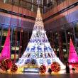 丸の内のクリスマスツリー