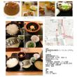 新宿で仕事。何かとんかつが食べたくなるが時間がない「チキン亭(松屋チェーン)」で朝とんかつ定食。