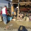 耕福米耕作人は、農業井戸の鑿泉が大方終わりました。