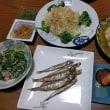 5月22日(火)豌豆と高野豆腐の煮物