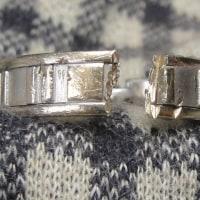 ティファニーのリング切断修理
