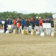 長野市労連パワーアップ野球大会に出席