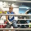 山梨県K.T.Tスポーツボクシングジム公式ブログ・・・ スタッフ日記「 エアボクシング大会 」