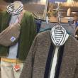 デザインのあるボアのジャケットが、リーズナブル!