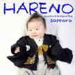 札幌 100日記念 データ2枚¥6500 格安写真館フォトスタジオ・ハレノヒ
