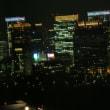 紀尾井町35階から見た夜景1