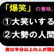 【日本語問題】実は半分以上の人が間違っている日本語!全17問!