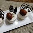手作りケーキ・マロンムース(ムース・オ・マロン)