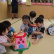 知育玩具あそび(^^♪