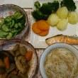 今日の夕飯、手作り