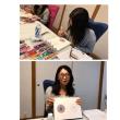 神聖幾何学HaRe・Art初級クラスが開催されました❤