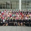 新見公立大学・新見公立短期大学卒業式(2018年3月18日)