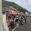 日生に牡蠣オコを食べに行きました。