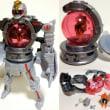 宇宙戦隊キュウレンジャー キュータマ合体06 DXヘビツカイボイジャー 改造