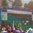 【池袋西口公園】で【IKEBUKURO FOLK & COUNTRY FESTIVAL】が盛況です。