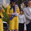 第13回佐世保シーサイドフェスティバル  第4期させぼ観光大使・大川美奈子  2017・8・6